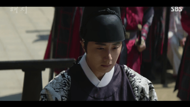 2019 3 26 Jung Il-woo in Haechi Episode 14(27,28) Cr. SBS 82