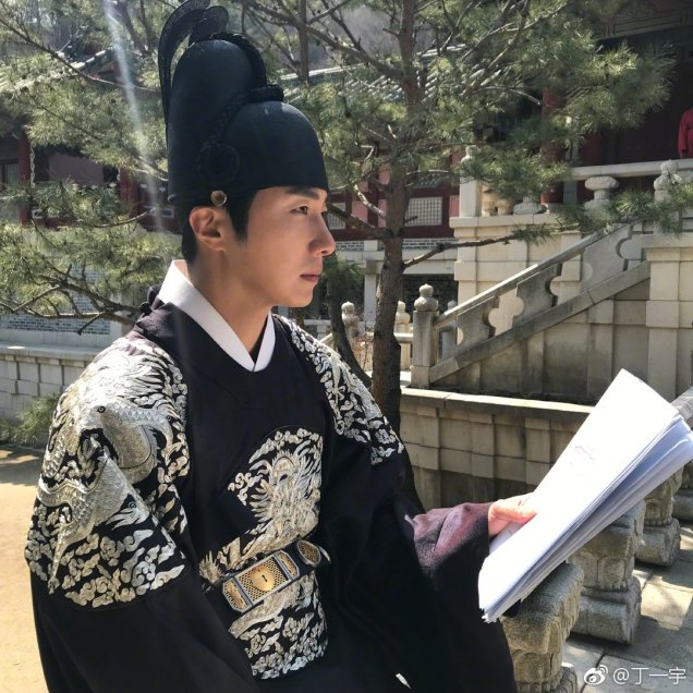 2019 3 26 Jung Il-woo in Haechi Episode 14(27,28) Website & Behnd the Scenes. Cr. SBS 6