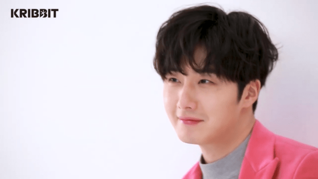 2019 3 Jung Il-woo for Kribbit Magazine: Cover Story. 10