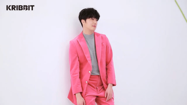 2019 3 Jung Il-woo for Kribbit Magazine: Cover Story. 13