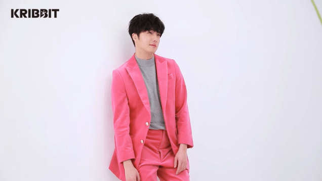 2019 3 Jung Il-woo for Kribbit Magazine: Cover Story. 14