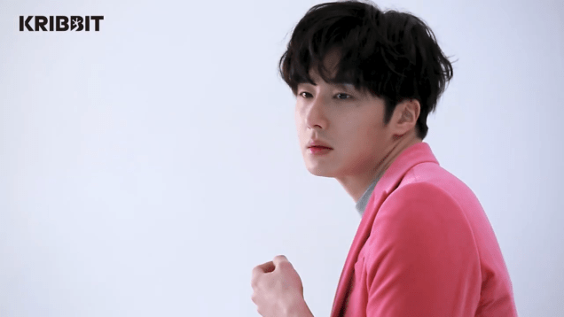 2019 3 Jung Il-woo for Kribbit Magazine: Cover Story. 6