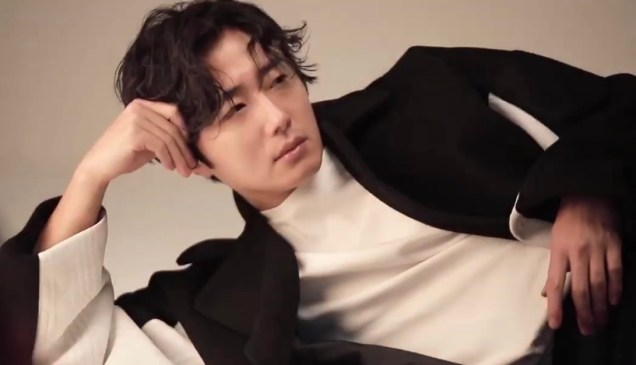 2019 3 Jung Il-woo for Kribbit Magazine: Man in Shadow. JAANKEE 11