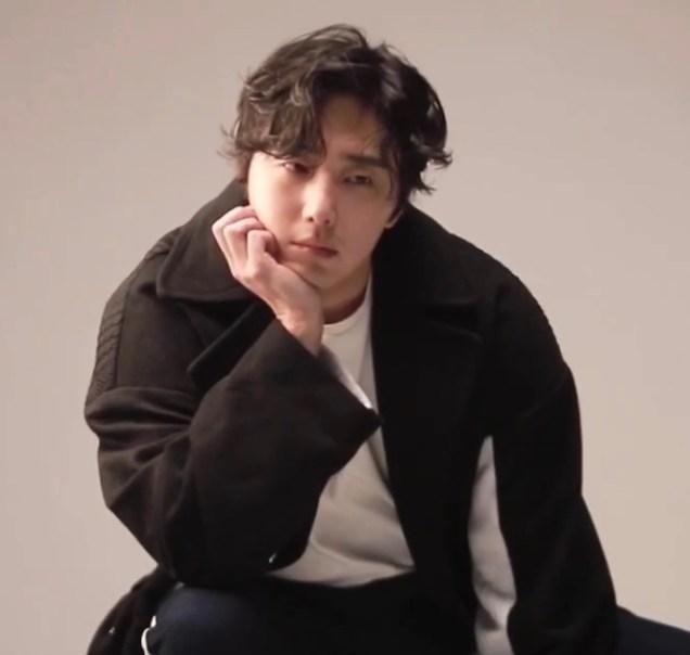 2019 3 Jung Il-woo for Kribbit Magazine: Man in Shadow. JAANKEE 3