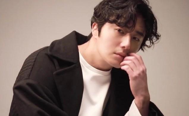 2019 3 Jung Il-woo for Kribbit Magazine: Man in Shadow. JAANKEE 5