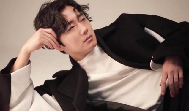 2019 3 Jung Il-woo for Kribbit Magazine: Man in Shadow. JAANKEE 8