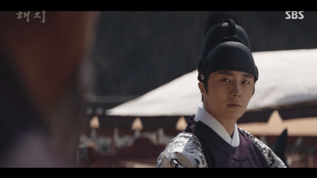 2019 4 1 Jung Il-woo in Haechi Episode 15(29,30) Cr. SBS 10