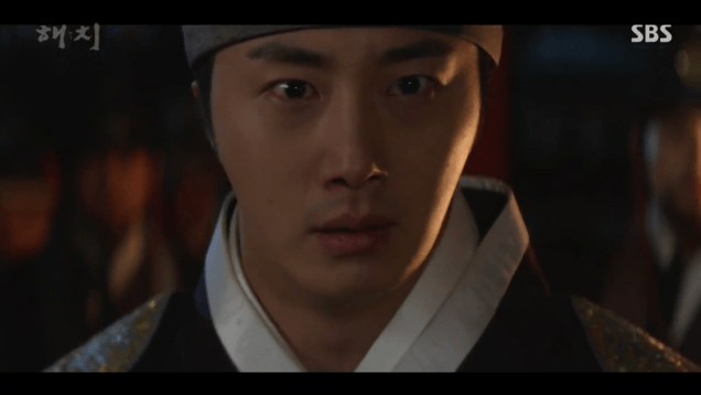 2019 4 1 Jung Il-woo in Haechi Episode 15(29,30) Cr. SBS 101