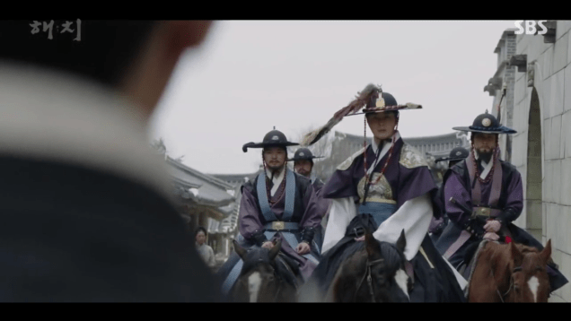 2019 4 1 Jung Il-woo in Haechi Episode 15(29,30) Cr. SBS 45