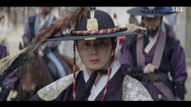 2019 4 1 Jung Il-woo in Haechi Episode 15(29,30) Cr. SBS 46