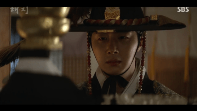 2019 4 1 Jung Il-woo in Haechi Episode 15(29,30) Cr. SBS 49