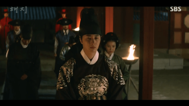 2019 4 1 Jung Il-woo in Haechi Episode 15(29,30) Cr. SBS 50