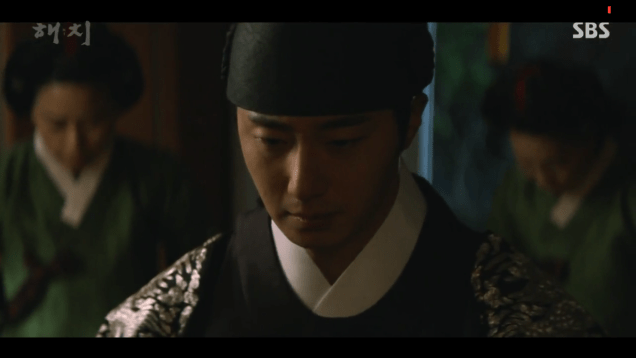 2019 4 1 Jung Il-woo in Haechi Episode 15(29,30) Cr. SBS 53