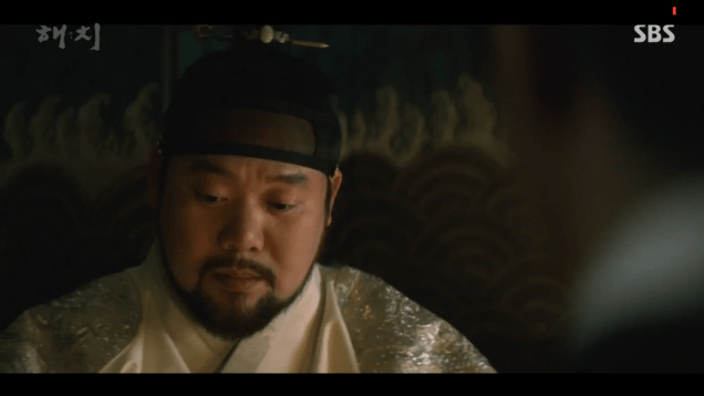 2019 4 1 Jung Il-woo in Haechi Episode 15(29,30) Cr. SBS 54