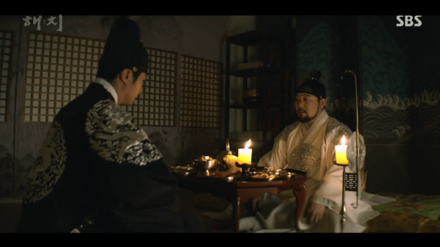 2019 4 1 Jung Il-woo in Haechi Episode 15(29,30) Cr. SBS 55