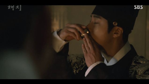 2019 4 1 Jung Il-woo in Haechi Episode 15(29,30) Cr. SBS 57