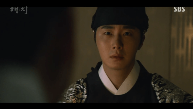 2019 4 1 Jung Il-woo in Haechi Episode 15(29,30) Cr. SBS 59