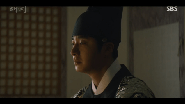 2019 4 1 Jung Il-woo in Haechi Episode 15(29,30) Cr. SBS 63