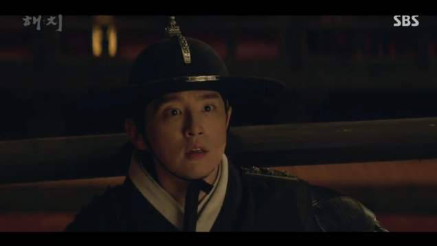 2019 4 1 Jung Il-woo in Haechi Episode 15(29,30) Cr. SBS 77