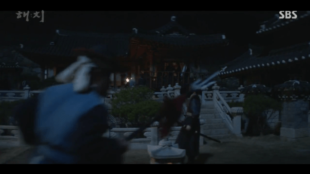 2019 4 1 Jung Il-woo in Haechi Episode 15(29,30) Cr. SBS 92
