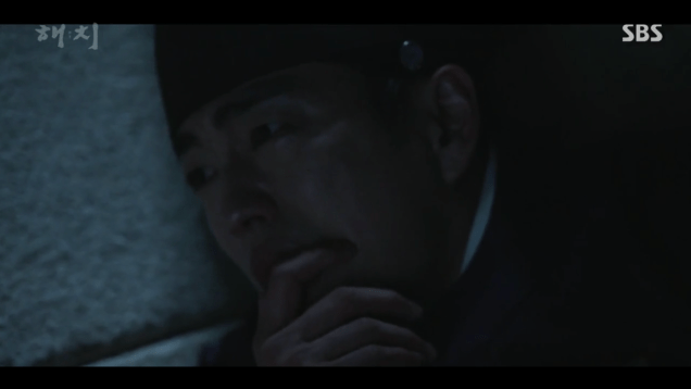 2019 4 1 Jung Il-woo in Haechi Episode 15(29,30) Cr. SBS 93