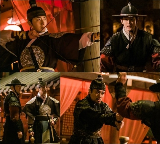 2019 4 1 Jung Il-woo in Haechi Episode 15(29,30) Website Photos and Behind the Scenes. Cr. SBS 6.5.jpg