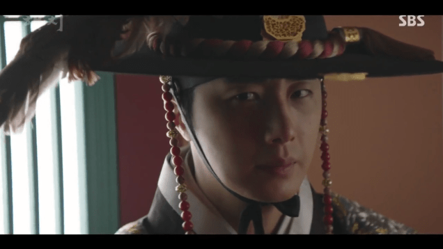 2019 4 2 Jung Il-woo in Haechi Episode 16 (31-32) Cr. SBS 24