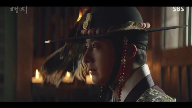 2019 4 2 Jung Il-woo in Haechi Episode 16 (31-32) Cr. SBS 26