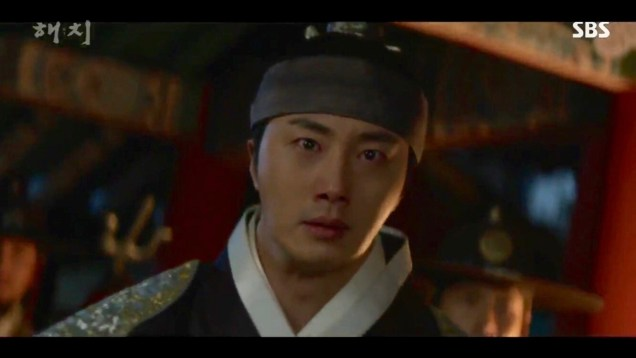 2019 4 2 Jung Il-woo in Haechi Episode 16 (31-32) Cr. SBS 3