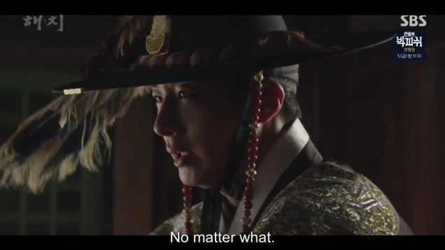 2019 4 2 Jung Il-woo in Haechi Episode 16 (31-32) Cr. SBS 31
