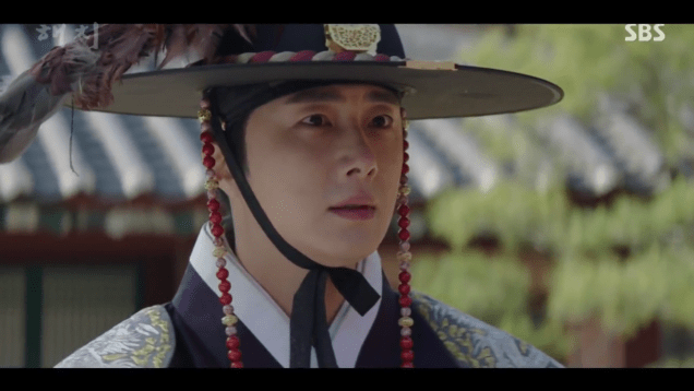 2019 4 2 Jung Il-woo in Haechi Episode 16 (31-32) Cr. SBS 38