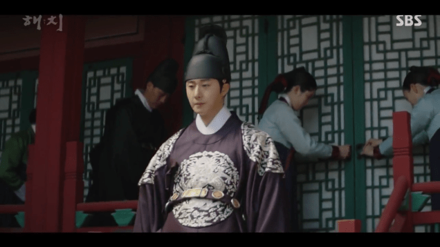 2019 4 2 Jung Il-woo in Haechi Episode 16 (31-32) Cr. SBS 41