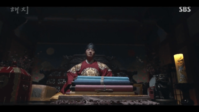 2019 4 2 Jung Il-woo in Haechi Episode 16 (31-32) Cr. SBS 62