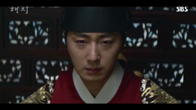 2019 4 2 Jung Il-woo in Haechi Episode 16 (31-32) Cr. SBS 63