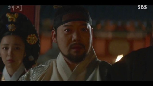 2019 4 2 Jung Il-woo in Haechi Episode 16 (31-32) Cr. SBS 7