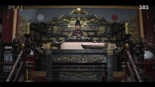 2019 4 2 Jung Il-woo in Haechi Episode 16 (31-32) Cr. SBS 74