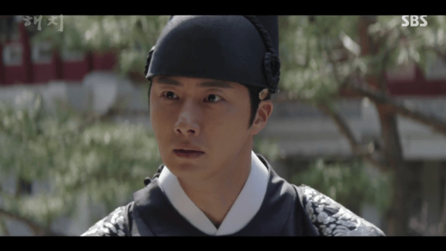 2019 4 2 Jung Il-woo in Haechi Episode 16 (31-32) Cr. SBS 84
