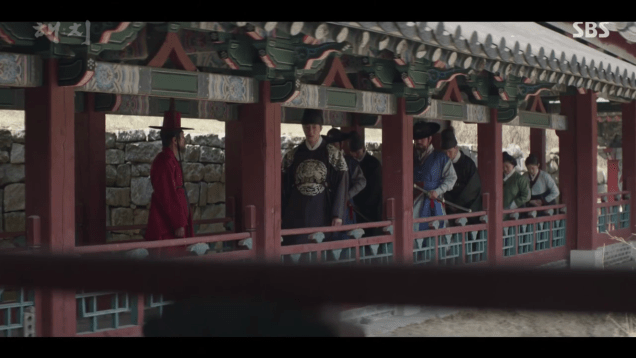 2019 4 8 Jung Il-woo in Haechi Episode 17 (33-34) 1