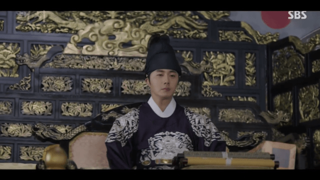 2019 4 8 Jung Il-woo in Haechi Episode 17 (33-34) 10