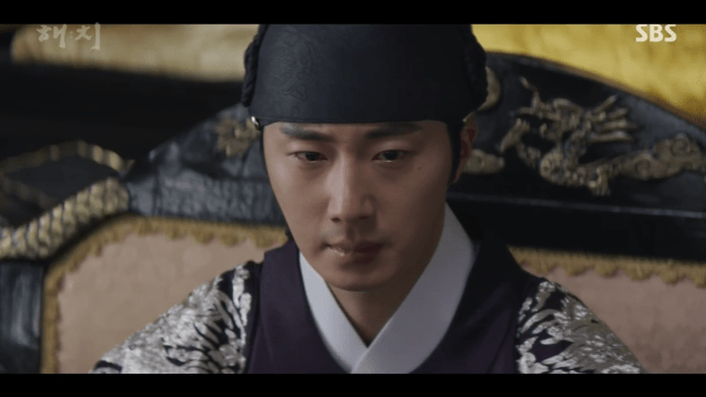 2019 4 8 Jung Il-woo in Haechi Episode 17 (33-34) 13