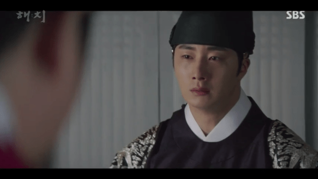 2019 4 8 Jung Il-woo in Haechi Episode 17 (33-34) 30