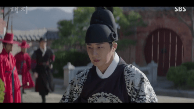 2019 4 8 Jung Il-woo in Haechi Episode 17 (33-34) 4
