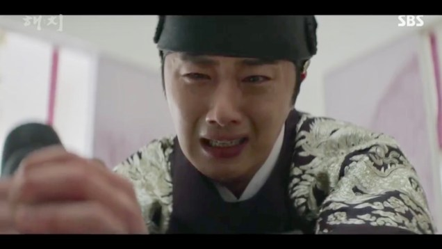 2019 4 8 Jung Il-woo in Haechi Episode 17 (33-34) 51