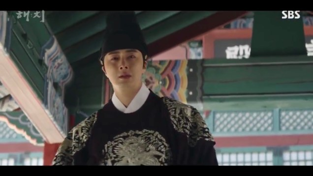2019 4 8 Jung Il-woo in Haechi Episode 17 (33-34) 55