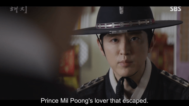 2019 4 8 Jung Il-woo in Haechi Episode 17 (33-34) 6