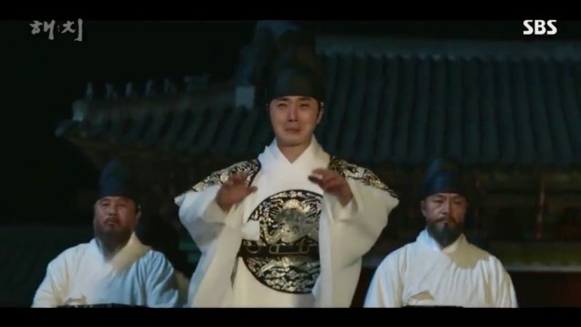 2019 4 8 Jung Il-woo in Haechi Episode 17 (33-34) 60