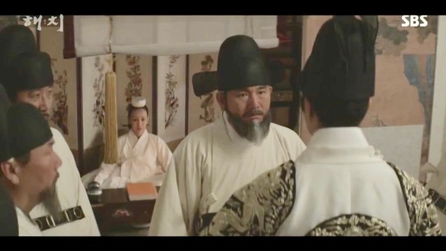 2019 4 8 Jung Il-woo in Haechi Episode 17 (33-34) 68
