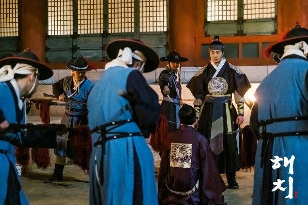 2019 4 9 Jung Il-woo in Haechi Episode 16 (31-32) Website Photos. 5