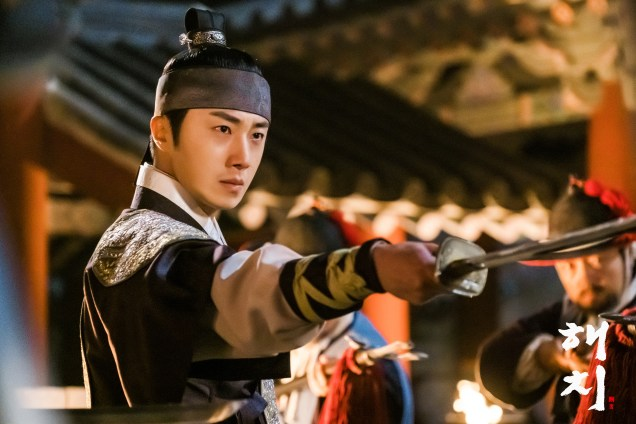 2019 4 9 Jung Il-woo in Haechi Episode 16 (31-32) Website Photos. 7