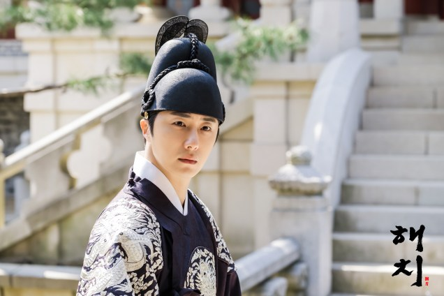 2019 4 9 Jung Il-woo in Haechi episode 17 (33-34). Website Photos. Cr. SBS 8